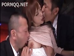 Heavy kiss and SEX of the Namiki Yuu