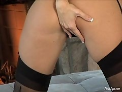 Jessica Difeo Warms Her Pussy