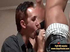 Bukkake Gay Boys - Nasty bareback facial cumshot parties 23