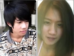 Thai couple พลอย &amp_ เจ sex show on Camfrog ID Zj+.J
