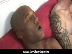 Gay hardcore gloryhole sex porn and nasty gay handjobs 27