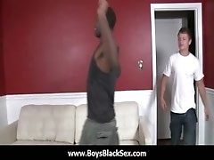 Black gay boys fuck white young dudes hard and deep 18