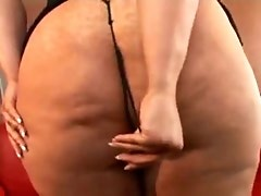 Hot Ebony BBW Mz.Buttaworth