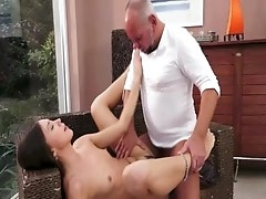 ageless pussy banging
