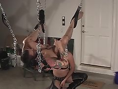 Horny gay men fucking ass BDSM