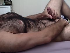 Str8 daddy so hairy so horny