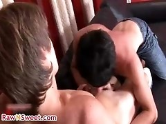Maxim gets is amazing ass rimmed gay video